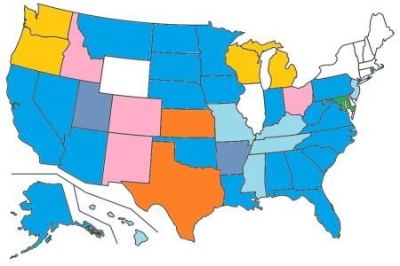 U.S. States Riddle